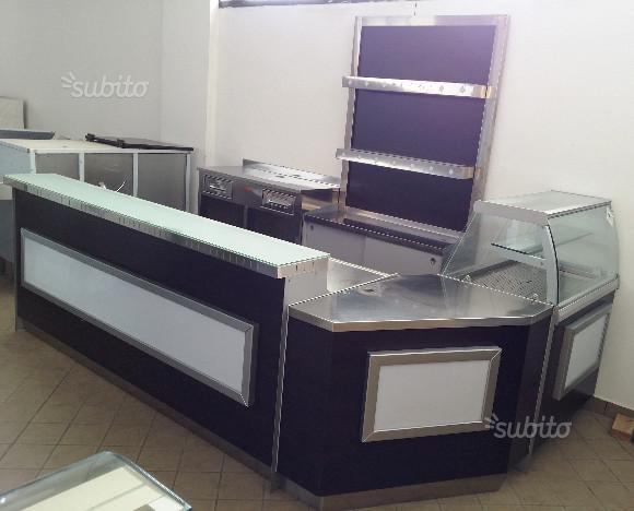 Nardone forni for Arredamento bar completo